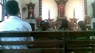 thánh ca lễ maria trinh nữ vương - giáo họ chuôn trung xứ chuyên mỹ