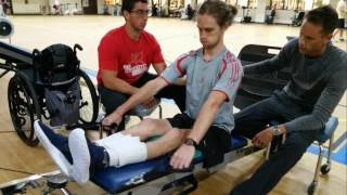 Keep The Faith - My Spinal Cord Injury (SCI) Recovery (part 1)
