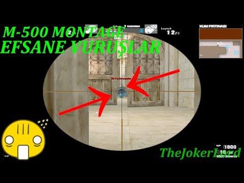 WolfTeam TheJokerLord M-500 Montage [ 500 Abone Özel ]