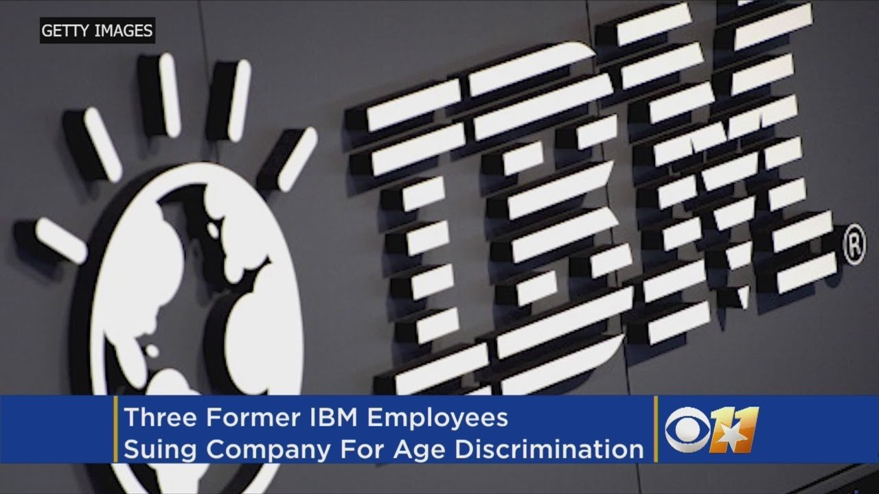 Money: Former IBM employees sue over alleged age