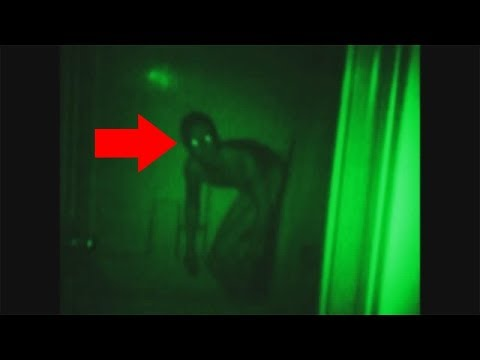 Top 10 Strangest & Scariest Encounters Caught On Camera - Mysterious Shocking Videos