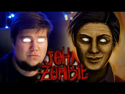 видео: СИМУЛЯТОР ГЕНИАЛЬНОГО ЗОМБАКА - John, The Zombie