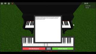 Moonlight Sonata ~Sheets For Roblox~