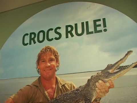 Aussie Cruising, Steve Irwin's Zoo & the best pies ever!