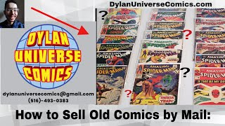 Http://dylanuniversecomics.com sell comics online (by mail using our quick, fair & easy method) with dylan: you don't have to even leave your house get ca...