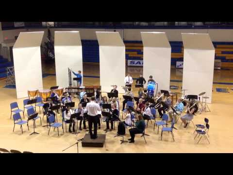2014 Scobey Schools Christmas Concert - Snow Day - JH