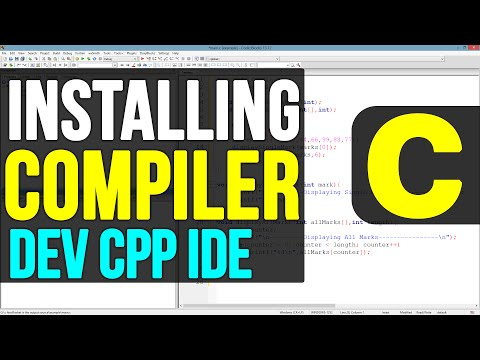 03 | Downloading and Installing Compiler, IDE for C Programming | Video Tutorials