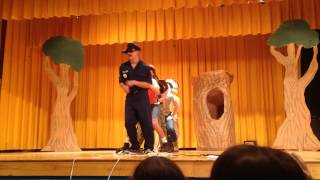 YMCA Village People remake BCHS Talent Show