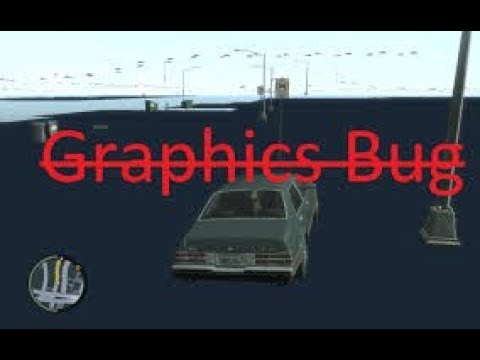 Uhm, not sure at all, so your problem is related to the graphics? Make sure you've got these installed: Games for Windows Live Update, the GTA IV Patch 1.0.7.0 & .NET Framework 3.5.