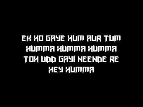 Humma Humma lyrics