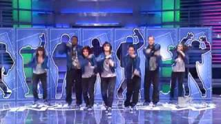 Blueprint Cru ABDC Week Hip Hop Nation Challenge - Abdc blueprint cru