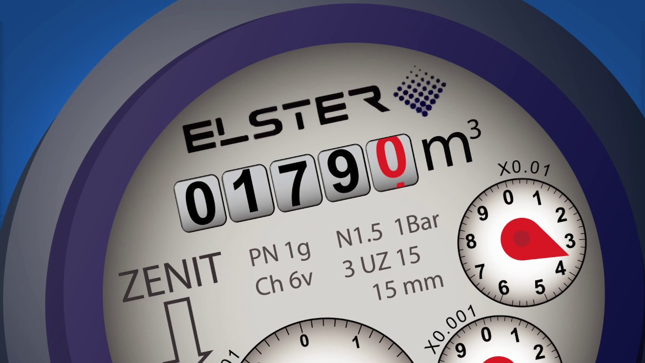 Interagua c mo funciona el medidor de agua youtube - Medidor de agua ...