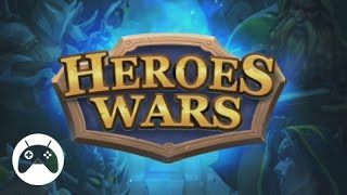 Heroes Wars - Summoners RPG