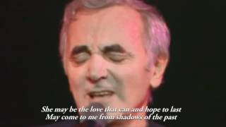 Charles Aznavour She Lyrics HD mp4