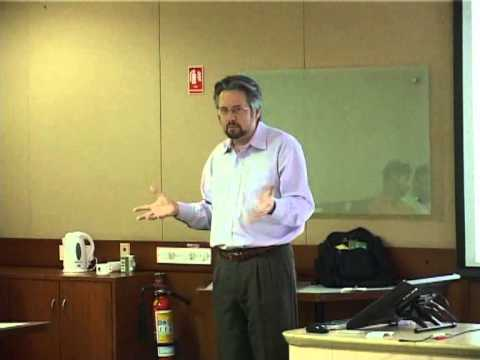 Advanced Graduate Workshop 2013: Perry Mehrling