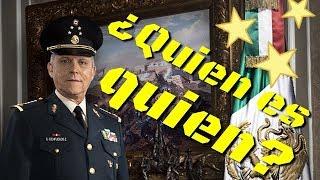Todos los Rangos del Ejército Mexicano || 2018