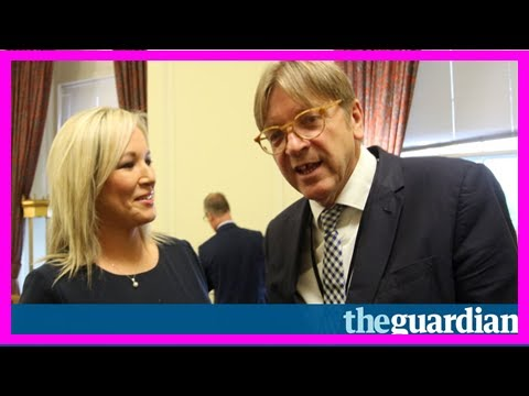 Northern ireland could stay in customs union after brexit – verhofstadt News Today