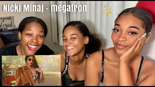 Nicki Minaj - MEGATRON (Official Music Video) REACTION