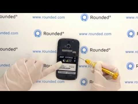 Acer Liquid E2 repair video