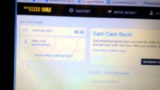 Free money from Western Union