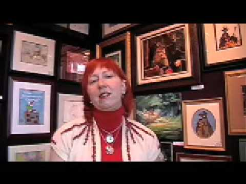Collecting Disney fine art by interpretive artists: ArtInsights Collectors Educational Series