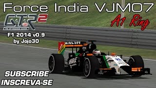 [GTR2] Sahara Force India F1 Team-Mercedes VJM07 @ A1 Ring with Nico Hülkenberg