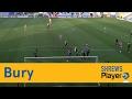 Bury 'Behind the Goal' - Town TV
