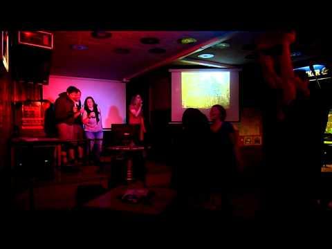 Bunker Karaoke 14.07.2011 (Sportfreunde Stiller - Kompliment)