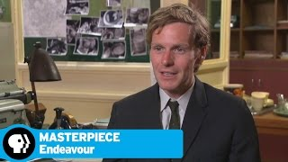 MASTERPIECE | Endeavour, Season 3: Who is Endeavour? | PBS