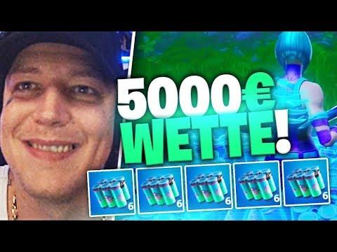 Splash Challenge in Fortnite   5000€ Wette   SpontanaBlack