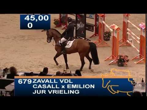 Zavall 1 50m  Den Bosch 2013