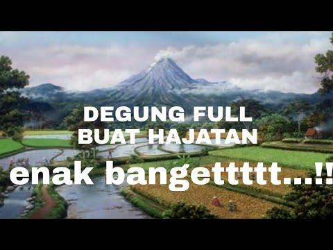 DEGUNG SUNDA - KACAPI/SULING HAJATAN FULL- CIANJURAN( NO COPY RIGHT)