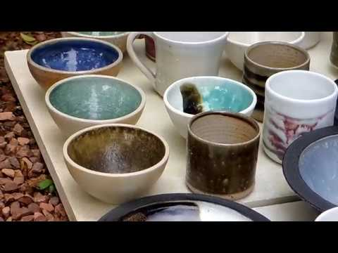 Anne's Homemade Wood Fired Pottery Kiln   Rocket Kiln One