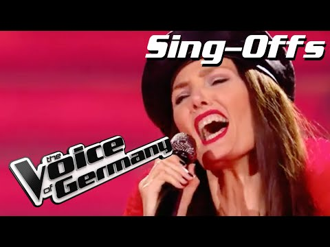 Maria McKee - Show Me Heaven (Pamela Falcon) | The Voice of Germany | Sing Offs