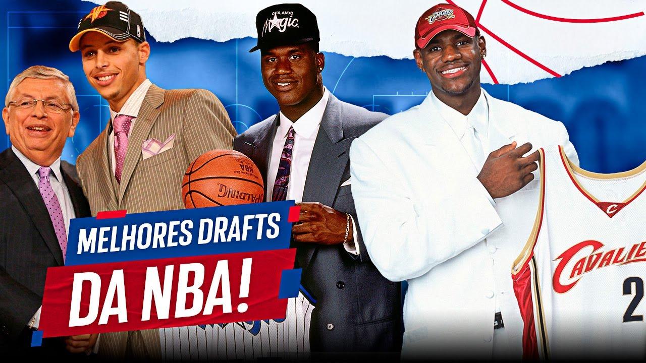 QUIZ SOBRE DRAFTS HISTÓRICOS - NBA FREESTYLE