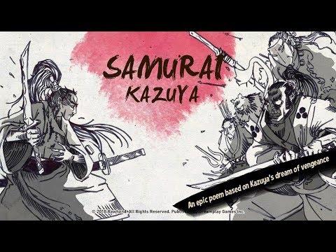 Samurai Kazuya - Android Gameplay ᴴᴰ - 동영상