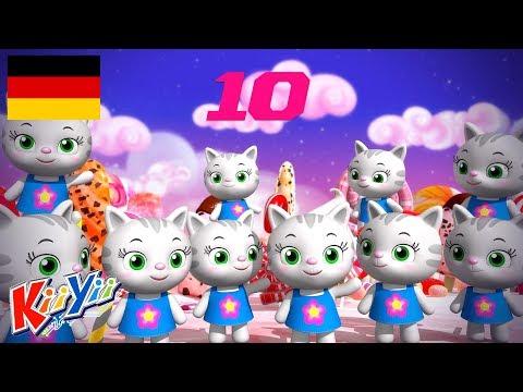 10-tierkinder- -kii-yii- -kinderlieder-und-cartoons