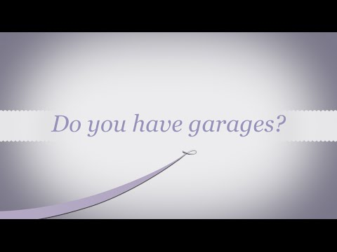 Do you have garages? | Village at North Church