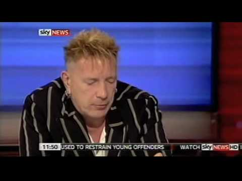 John Lydon Interview Sky News 18th July 2010.m4v