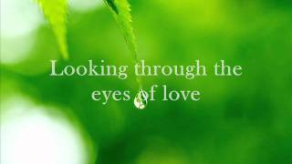 Through The Eyes Of Love By Britt Nicole