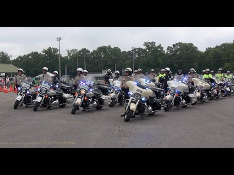 Hendersonville TN Police 4th Annual Motorcycle Rodeo 2016 Gr