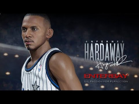 "Enterbay Anfernee ""Penny""  Hardaway Review"