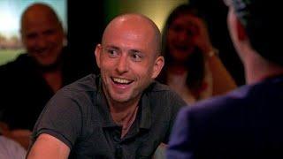 VI Oranje Blijft Thuis: Stef Clement nam handdoek Joop Zoetemelk mee bij ontmoeting