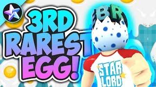3RD RAREST EGG (EBR EGG) GUIDE! 😱 - Roblox Egg Hunt 2017