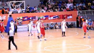 26th SEAGAMES Philippine basketball team