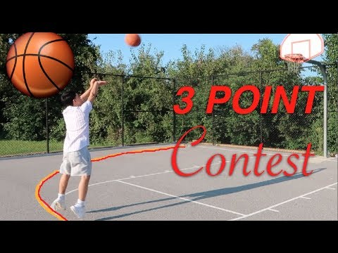 3 point Contest😂