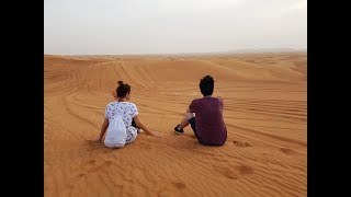 ÇÖLDE BİR GÜN GEÇİRMEK  Dubai