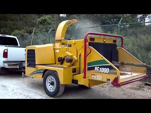 2007 Vermeer BC1000XL Chipper For Sale