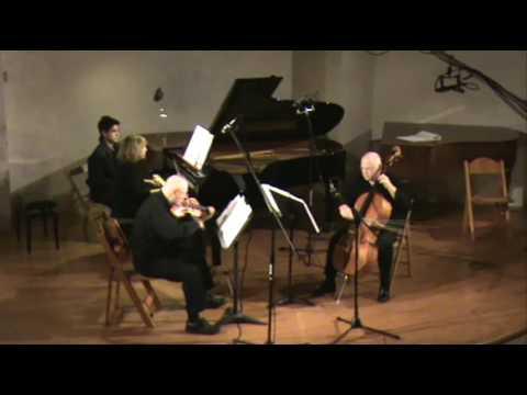 Lior Navok: Trio  Mvt 2