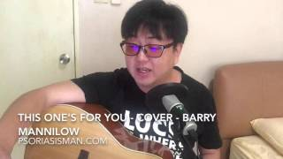 This one's for you (Cover) - Barry Manilow